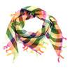 2014 New Latest fashion triangle scarf with fringe