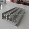 Extruded 6063 alloy aluminium profiles to Tanzania windows and doors made in Shandong China