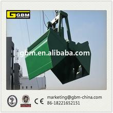 30t crane hydraulic bulk cargo grab MHM25-8840