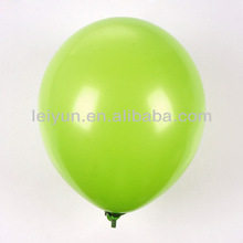 12inch 3.2g emerald balloons party for kids decoration arch balloons chinese birthday party decoration