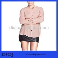 2014 Office Uniform Designs for Women Blouses