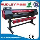 Economical large format 1.6m 1.9m dx5 eco solvent inkjet printer