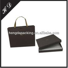 Custom Scarf Box With Gift Bag