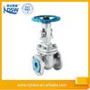 Standard API gear operated rising stem cast steel gate valve