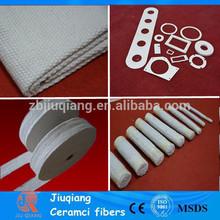 High Temperature Ceramic Fiber Oven Door Seal Material