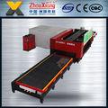 Suspensão tipo pórtico co2 máquina de corte a laser