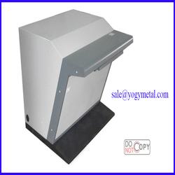 2015 cheap custom high accurancy indoor IP65 sheet metal enclosure for electronics