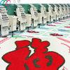 Chain-stitch & Chenille Mixed Embroidery Machine