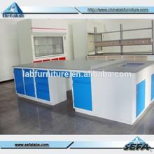 New item epoxy resin work top laboratory furniture dental laboratory furniture England lab bench