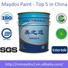 High Solid Content Scrach Resistant UV Wood Colored Paint Coating