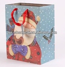 Custom paper gift bag High quality(Christmas,Halloween,Easter,Thanksgiving Day...)