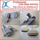 D-Sub Cables AK350/LC-.75 CABLE LVD 4DSUB 68HP MALE .75M