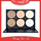 MSQ 6 Colors Make Up Foundation Concealer Palette Set