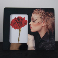 Hot Sex Girl Sublimation Wooden MDF Photo Frame