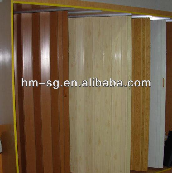 Interior design pvc sliding door partition view sliding for Interior sliding partition doors