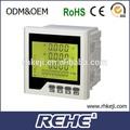 Electrónica digital multímetro medidor eléctrico con rs-485 del surtidor de china