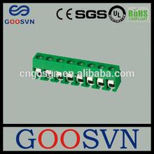 PCB terminal block GS006S-5.0/7.5