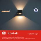 2014 Hottest 6W Ip65 Black Aluminum Waterproof LED Outdoor Lighting / Outdoor Wall Lighting