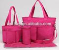 große speicherkapazität mami handtaschen mit flaschentasche und Windel matten