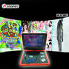 """9"""" portable dvd player with PAL/NTSC/SECAM full TV system"""