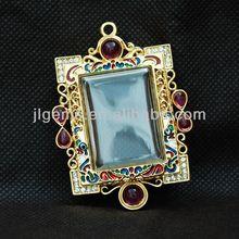 Whoelsale Thai buddha Amulet case from China Manufactory