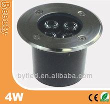 4W IP67 led underground light 90-265V AC 24V DC