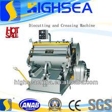 bag Palstic Paper Paper Cutting Machine And Creasing Paper Cutter Machine