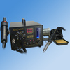 SMD rework station aoyue 968 soldering station Aoyue INT 968 Multi-Function Repairing System
