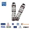 hdpe empty plastic cartridge for silicone sealant kitchen silicon sealant flame retardant silicone sealant