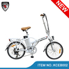 cheap sale mini kids 200w foldable electric bike bisiklet fiets