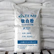 98% Titanium Dioxide Titanium pigment msds titanium dioxide rutile/tio2