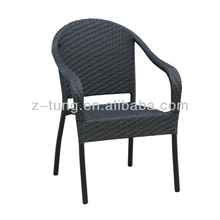 aluminum outdoor ratan chairs ZT-1300C