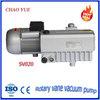 Rotary vane vacuum pump for vacuum packaging