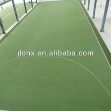 JANDA polyester artificial hockey grass