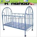 Quarto do bebê metal cama mb-031