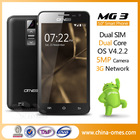 GPS Dual Core China cheapest 3G Dual SIM Android Mobile Phone