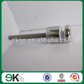 Nuevos de aceroinoxidable de vidrio sujetador enfrentamiento de hardware, espejo de enfrentamiento