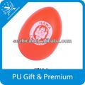 suave esponja juguete de alimentos squishies bola de luz suave pelota hinchable pelota de promoción de regalo