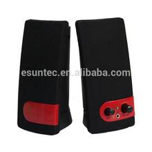USB 2.0 speaker/AT 2.0 multimedia speaker/computer speaker ST-106