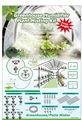 effetto serra nebbia patio esterno raffreddamento ad acqua appannamento sistema di irrigazione