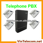Hot selling PBX for soho business phone system solution-VinTelecom 308M PABX much cheaper than Panasonic PBX