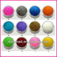 2014 hot sale wholesaler color nail acrylic powder