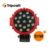 Mini cooper auto Led Work Light 51W LED WORK LIGHT xenon mitsubishi pajero accessories
