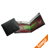 fashion wallet,wallets ladies,human leather wallet