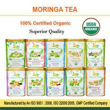 Organic Moringa Tea / Green Tea