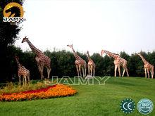 Animatronic Life Size Giraff Model