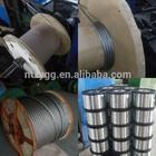 6x7 6x12 6x19 6x24 6x37 19x7 galvanized wire rope hs code 731210 6x36WS used ship rope