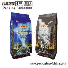 Plastic Packaging Bags for Coffee Mixture,Air barrier PET+ AL+PE film roll /bag for tea/coffee