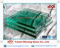 عالية الجودة بابا الصين شهادة من المبنى الزجاجي خفف من الزجاج مغلفة زجاج السعر