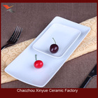Wholesale porcelain ware dinner thin and light dish